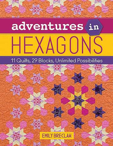 Adventures in Hexagons by Emily Breclaw (Book)