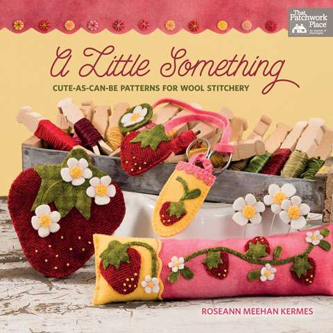 A Little Something by Roseann Meehan Kermes (Book)