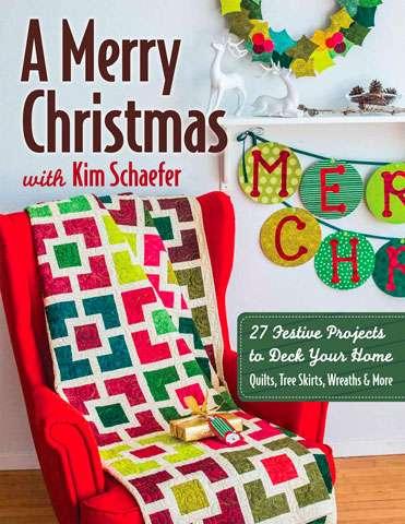 A Merry Christmas with Kim Schaefer (Book)