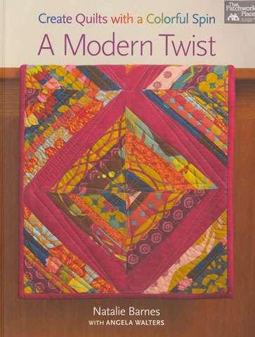 A Modern Twist by Natalie Barnes with Angela Walters (Book)