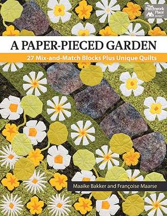 A Paper-Pieced Garden (Book)