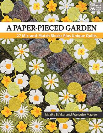 A Paper-Pieced Garden (Book)