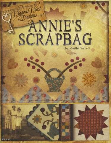 Annie's Scrapbag by Martha A Walker (Book)