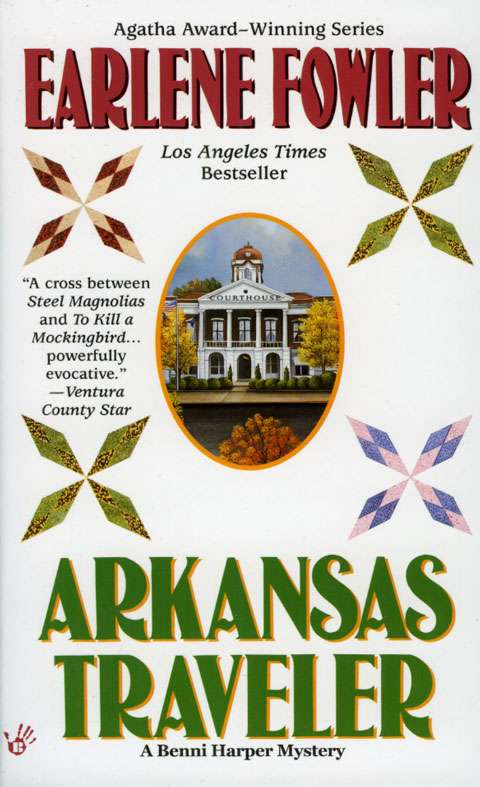 Arkansas Traveler by Earlene Fowler (Softcover Book)