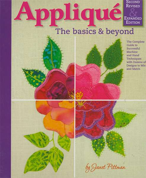 Applique - The Basics and Beyond Second Revised and Expanded edition (Book)  preview