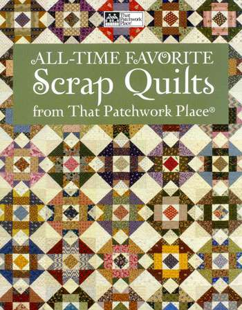 All-Time Favorite Scrap Quilts (Book)