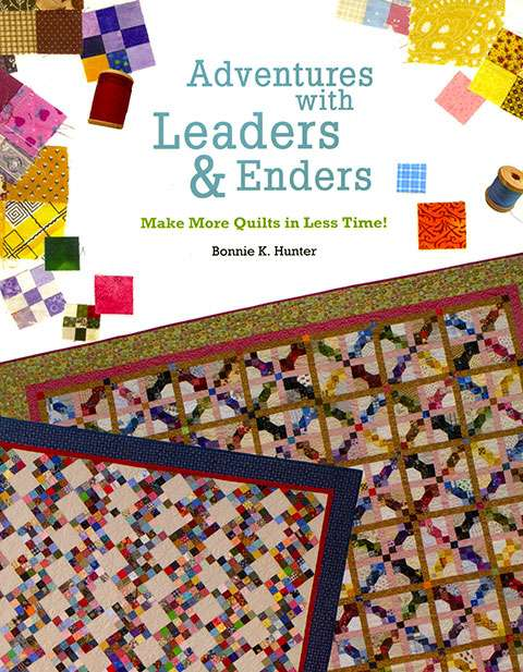 Adventures with Leaders and Enders by Bonnie K. Hunter -Book