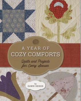 A Year of Cozy Comforts by Dawn Heese (Book)