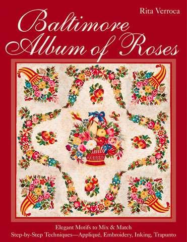 Baltimore Album of Roses (Book SPECIAL was $59.60)