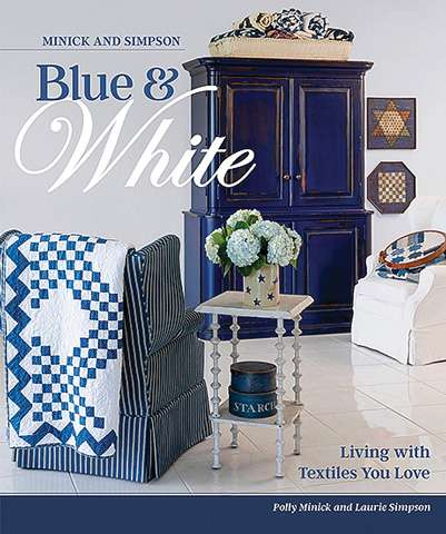 Blue & White by Minick & Simpson (Book)