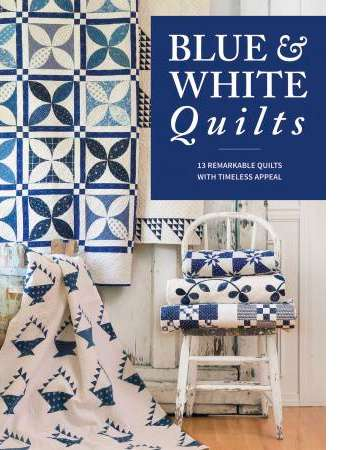 Blue & White Quilts preview