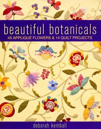 Beautiful Botanicals by Deborah Kemball (Book)