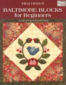 Baltimore Blocks for Beginners by Mimi Dietrich (Book)