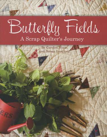 Butterfly Fields by Betsey Langford and Carolyn Nixon (Book)