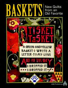 Baskets - New Quilts from an Old Favorite (Book)