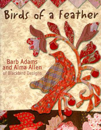 Birds of a Feather by Barb Adams and Alma Allen (Book)