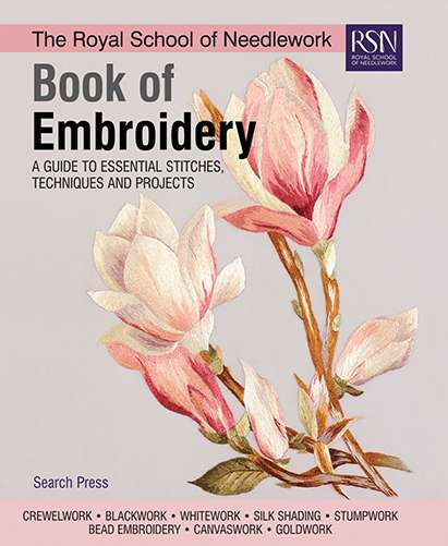 Book of Embroidery by The Royal School of Needlework (Book)