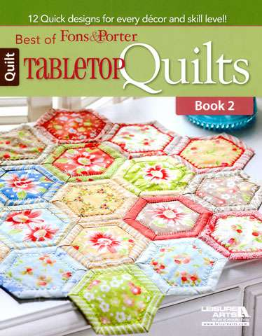 Best of Fons & Porter - Tabletop Quilts #2