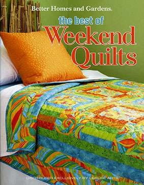 The Best of Weekend Quilts (Book)