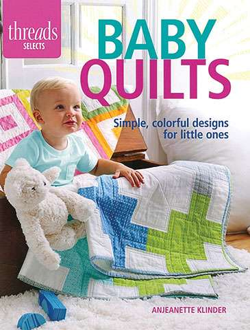 Baby Quilts by Anjeanette Klinder (Book)
