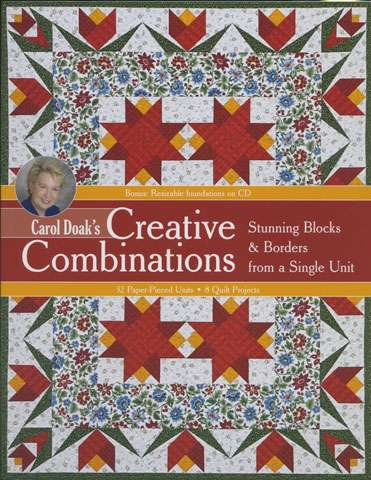 Creative Combinations by Carol Doak (Book)