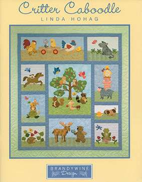 Critter Caboodle by Linda Hohag (Book) preview