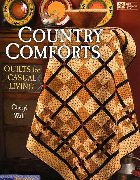 Country Comforts by Cheryl Wall (Book)
