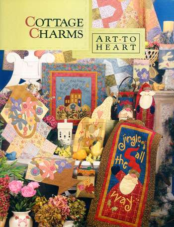 Cottage Charms by Art To Heart (Book)