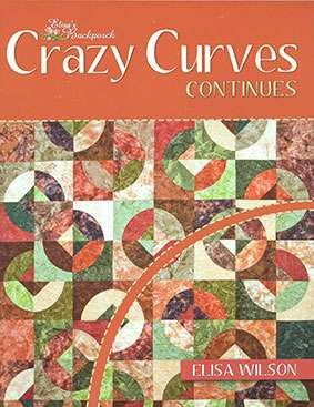Crazy Curves Continues by Elisa Wilson (Book)