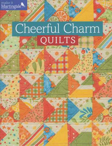 Cheerful Charm Quilts (Book)