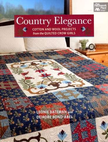 Country Elegance by L. Bateman & D. Bond-Abel (Book)