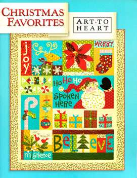Christmas Favorites - Art To Heart (Book) preview