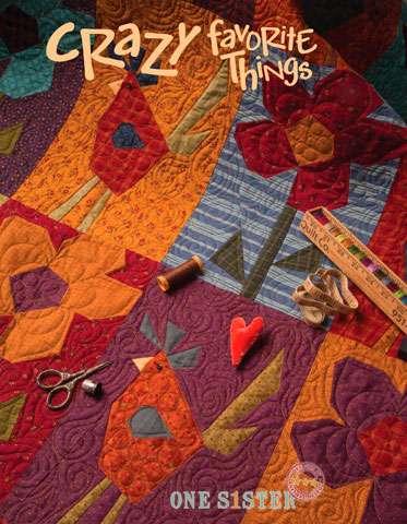 Crazy Favorite Things by Janet Nesbitt (Book)