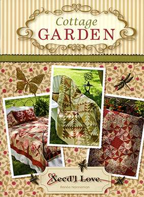 Cottage Garden by Renee Nanneman (Book)