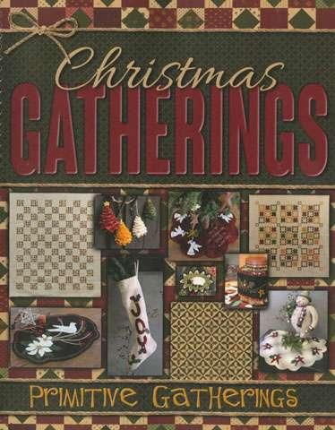 Christmas Gatherings by Lisa Bongean (Book) preview