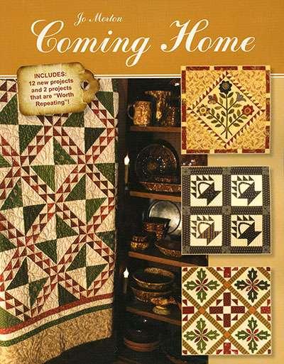 Coming Home by Jo Morton (Book)