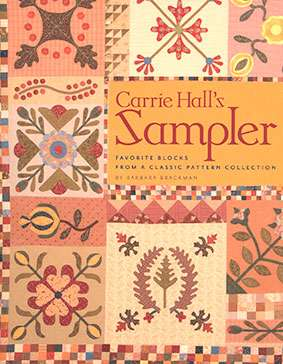 Carrie Hall's Sampler by Barbara Brackman (Book)