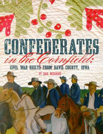 Confederates in the Cornfield by Edie McGinnis (Book)