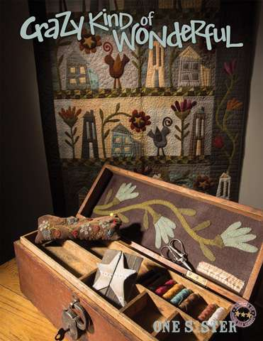Crazy Kind of Wonderful by Janet Nesbitt (Book)
