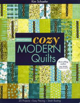 Cozy Modern Quilts (Book)