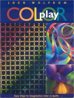 Color Play by Joen Wolfrom (Book)