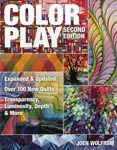 Color Play - Second Edition by Joen Wolfrom (Book)