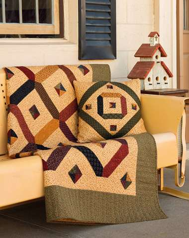 Cozy Quilts and Comforts by Lynne Hagmeier (Book) preview