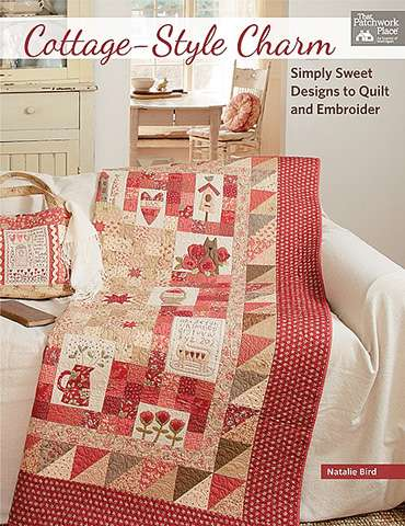 Cottage-Style Charm by Natalie Bird (Book) preview