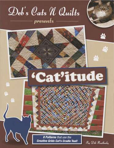 Cat'itude by Deb Heatherly (Book SPECIAL was $31.6)