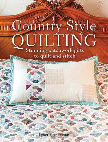 Country Style Quilting by Lynette Anderson (Book)