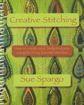 Creative Stitching by Sue Spargo (Book)
