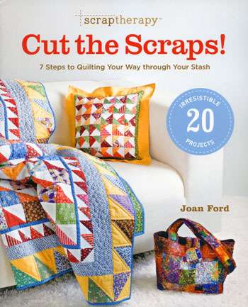 Cut the Scraps by Joan Ford (Book)