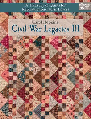 Civil War Legacies III by Carol Hopkins (Book)