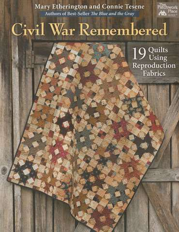 Civil War Remembered by Mary Etherington and Connie Tesene